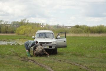 Драйв по грязи