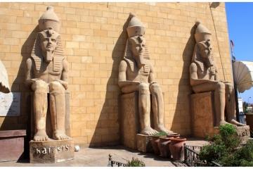 Египет III. Цветной каньон