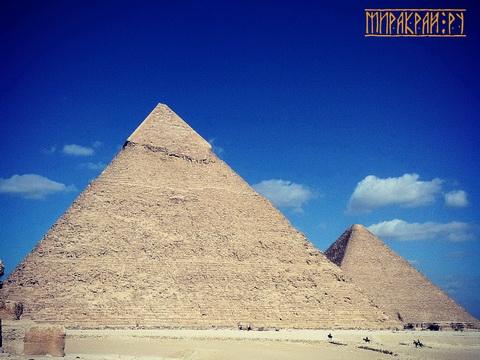 Каир. Египет. Январь 2012