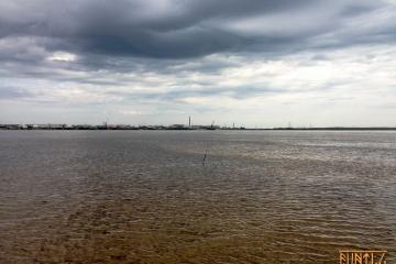 Рыбалка на песках 2014