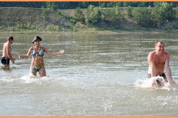 На реке - 2
