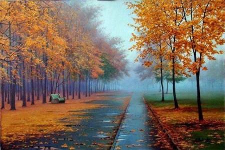 Osennaya, osen, осень